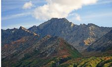 Free Alaskan Landscape Royalty Free Stock Photo - 3597045