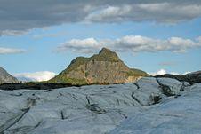 Free Alaskan Glacier Royalty Free Stock Image - 3597046