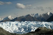 Free Alaskan Glacier Royalty Free Stock Images - 3597049