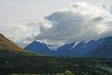 Free Alaskan Landscape Stock Image - 3597051