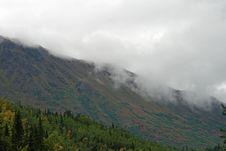 Free Alaskan Landscape Stock Photography - 3597052