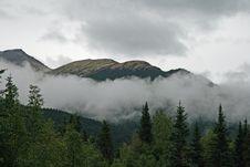 Free Alaskan Landscape Stock Image - 3597061