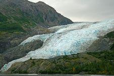 Free Alaskan Glacier Stock Image - 3597071