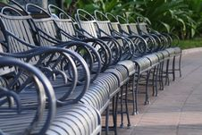 Free Chairs Stock Image - 3597911