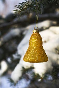 Free Christmas Tree Decoration 6 Stock Photo - 3597950