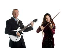 Free Duet Royalty Free Stock Photography - 3599787