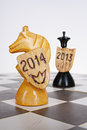 Free 2014 New Year Stock Images - 35902814