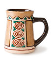 Free Old Ceramic Beer Mug Royalty Free Stock Photography - 35905387
