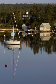 Free St. Margaret S Bay, Nova Scotia Royalty Free Stock Images - 35909499