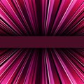 Free Abstract Purple Warped Stripes Background Stock Photos - 35919663