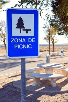 Free Picnic Zone Stock Photos - 35911573