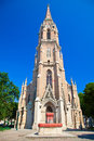 Free St. Othmar&x27;s Catholic Church - Vienna Royalty Free Stock Images - 35927749