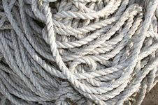 Free Ropes Of A Ship In Detail, Travel Industry Stock Photo - 35921140