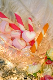 Free Sweet Snack In Party Stock Photo - 35923110