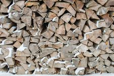 Free Stack Of Wood Royalty Free Stock Photos - 35926478