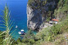 Free Corfu Island In Greece Royalty Free Stock Images - 35926839