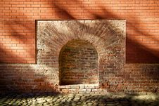 Free Wall In Peter And Paul Fortress Royalty Free Stock Photography - 35927647