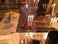 Free Hanukkah Candles Stock Photography - 35933042