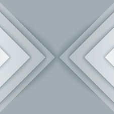 Free Abstract Gray And White Triangle Shapes Background Stock Photography - 35942852