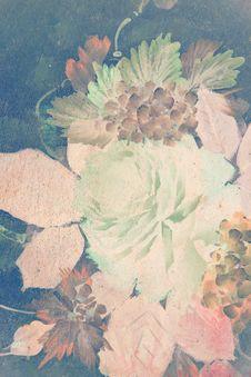 Free Vintage Flowers Stock Image - 35944241