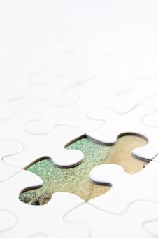 Free Puzzle Piece Concept Royalty Free Stock Image - 35944296