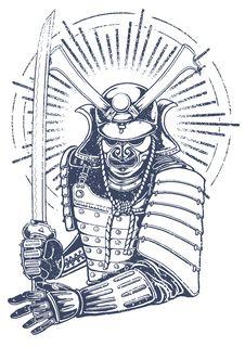 Free Samurai Warrior Royalty Free Stock Photography - 35946327