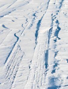 A Blizzard Stock Image