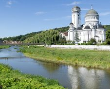 Free Romanian Orthodox Cathedral Stock Photography - 35947572