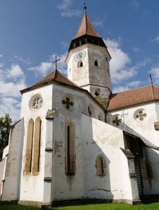 Free Fortified Church Of Prejmer/Tartlau Royalty Free Stock Image - 35947676