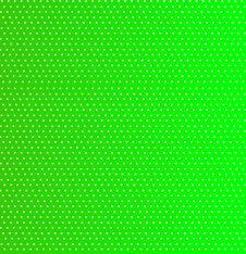 Free Green Dot Texture Royalty Free Stock Photos - 35952308