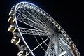 Free Wheel At Christmas Fair Stock Photo - 35962900