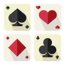 Free Playing Card Stock Photography - 35963712
