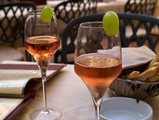 Free Spritz Aperitif In Italy Royalty Free Stock Images - 35965019