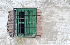 Free Old Window Royalty Free Stock Image - 35972726