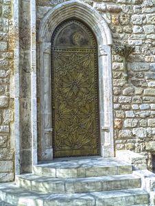 Free Golden Door, Jaffa, Israel Royalty Free Stock Images - 35974419