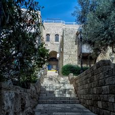 Free Old House,  Jaffa, Israel Royalty Free Stock Photography - 35974577