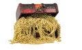 Free Wooden Jewelry Box Stock Photos - 35980883