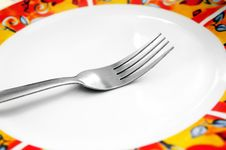 Free Clean Fork Stock Photo - 35981070