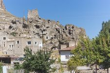 Free Cappadocia In Turkey Stock Photography - 35982612