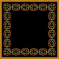 Free Vector Gold Ornament. Royalty Free Stock Image - 35995666