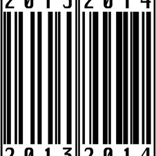 Free Seamless Pattern In The Form Of A Bar Code. &x28;Vecto Stock Photography - 35991732