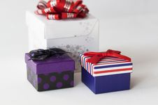 Free Gift Box Royalty Free Stock Images - 35992329