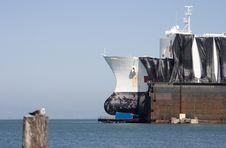 Free Ship In Drydock Stock Photos - 360183