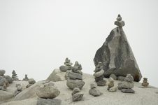 Free Piles Of Stones Stock Photo - 361500