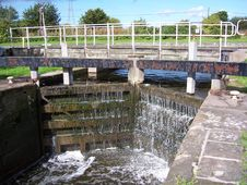 Free Lock Gates 1 Stock Photo - 362300