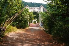 Free Bridge - Alexandra Stock Photography - 364562
