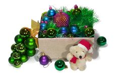 Free Xmas Theme Royalty Free Stock Photo - 366055