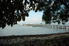 Free Dock Stock Image - 366751