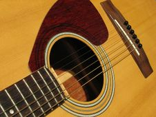Free Guitar Close-up Stock Photos - 366923