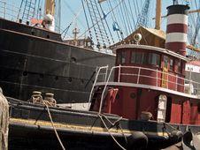 Free Tug Boat Stock Image - 367461